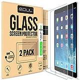 Displayschutzfolie/Panzerglasfolie für Apple iPad 2 3 4 [2 Stück] Gehärtetes Apple iPad 2 / iPad 3 / iPad 4 Generation Panzerglas 9H HD, Bruchsichere Schutzfolie Schutz-Folie