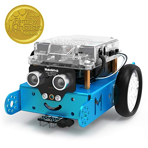 Descargar PDF Gratis Makeblock mBot Robot Kit, DIY Mechanical