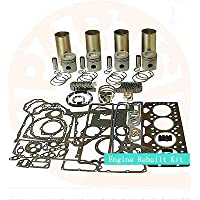 Motor GOWE CCT para motor Mitsubishi 4G64 CCT de pistón No.: MD188997 para carretilla