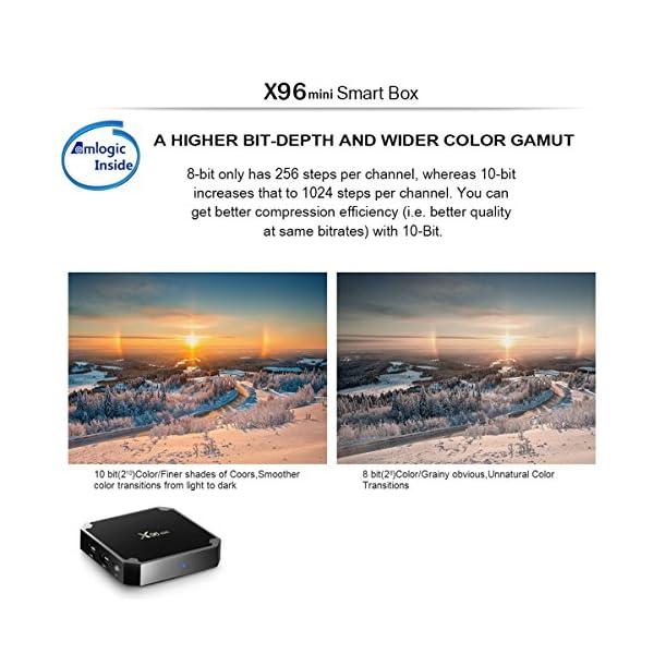 X96mini-TV-Box-Android-712-1-8-Go-4K-Botier-Numrique-et-Intelligent-pour-la-Tlvision-Bote-Tl-avec-TlcommandeCPU-Amlogic-S905W-Quad-Core-Arm-Cortex-A53-Connexion-WiFi-H265