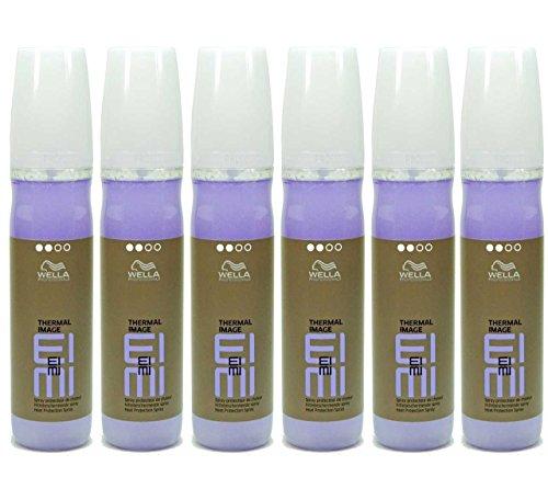 Wella EIMI Thermal Image Hitzeschutz Spray - 150ml (6´er Pack)