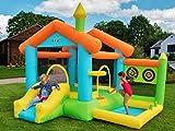BeBoP Maison Gonflable pour Enfants Grand château...