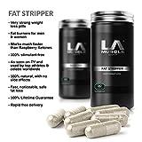 LA Muscle Fat Stripper: perte de poids très fort Diet Pills Fat Burners pour hommes et femmes