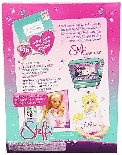 Simba Steffi Love Baby Doctor, Pink