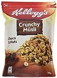 Produkt-Bild: Kellogg's Crunchy Müsli Choco & Nuts, 500g