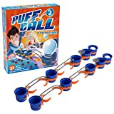 Image for board game Drumond Park Puff Ball 2 Kids Action Game - Mid Size | Family Board Games For Kids | Children Action Game Suitable for Boys & Girls Ages 6 7 8 9+ Years