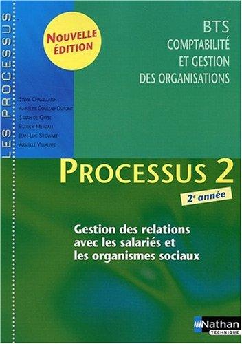 PROCESSUS 2 BTS 2 CGO ELEVE 09