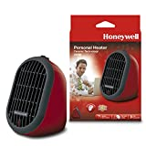 Honeywell HCE100RE4 Mini-Heizgerät rot