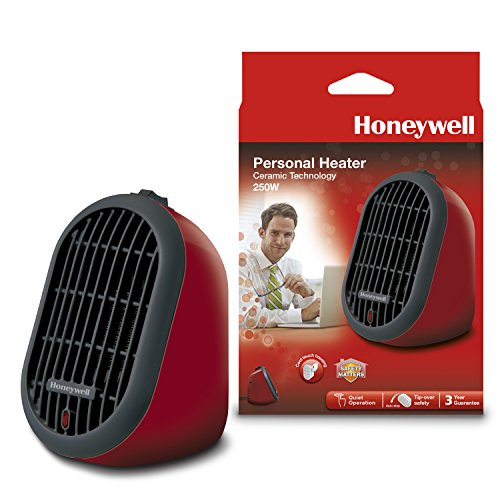 Honeywell HCE100RE4 Mini-Heizgerät rot -
