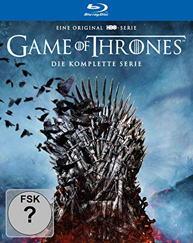 Game of Thrones: Die komplette Serie (Staffel 1-8 im Digipack) [Blu-ray] -