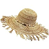 Barts Damen Sonnenhut Endeavor Hat, Beige (Paglia 0007), One Size