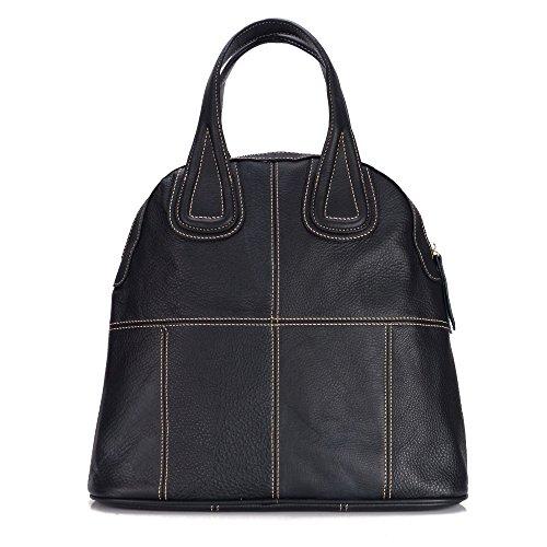Aretha donne designer borse fashion qualità borsa in vera pelle, lavoro Tote, Borse a spalla, Borse a Tracolla a Croce, Casual, per ogni giorno ufficio Shopping 141450BL