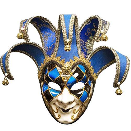 Venezianische Maskerade Masken Halloween Karneval Vintage Party Ball Kostüm Augenmaske Dekoration Leistung Liefert, Leichte Und Angenehm Zu Tragen - Venezianische Kostüm Zu