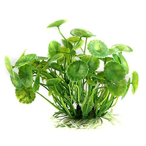 Shyyymaoyi Künstliche Wasserpflanze für Aquarium, Kunststoff -