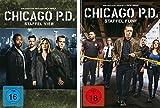 Chicago P.D. - Staffel 4+5 im Set - Deutsche Originalware [12 DVDs]
