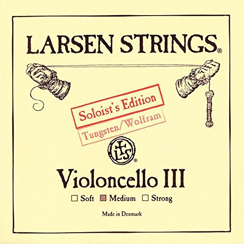 Larsen Strings Cello III Soloist Edition - G - Medium - G-Saite - 4/4