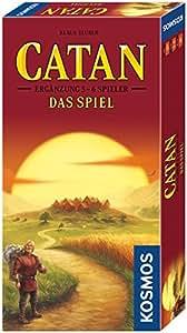 Kosmos – Catan – Ergänzung für 5-6 Spieler, neue Edition