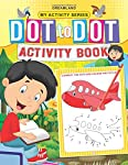 'My Activity Series' — A perfect set of 15 books to educate and entertain young learners with age-appropriate activities. Each book has activities that make learning fun and teach basic skills of writing letters and numbers, phonics and reading, draw...