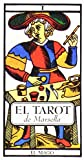 Cartas del Tarot de Marsella y manual explicativo (Tabla de Esmeralda)