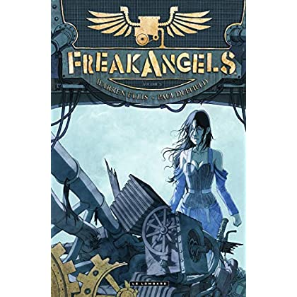 Freakangels - tome 5 - Freakangels 5