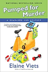 Pumped for Murder: A Dead-End Job Mystery (Dead-End Job Mysteries) Hardcover