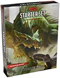 Best Fantasy Board Games - Dungeons & Dragons Starter Set: Fantasy D&D Roleplaying Review