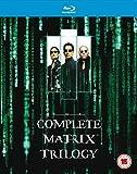 The Matrix Trilogy (The Matrix, Matrix Revolutions, Matrix Reloaded) [Blu-ray] [Import anglais]