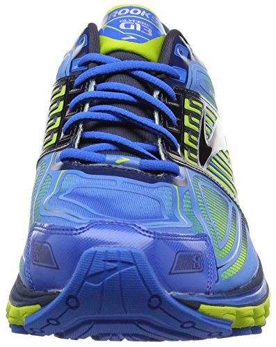 Brooks Herren Glycerin 13 Laufschuhe Blau (ElectricBlueLemonade/LimePunch/DressBlues)