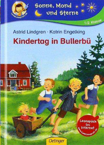 Kindertag in Bullerbü: 1./2. Klasse