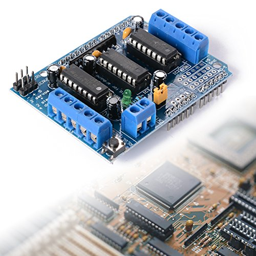 XCSOURCE 1x Motorantrieb Erweiterung Schild Brett Modul L293D Arduino Duemilanove Mega UNO TE216