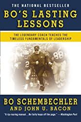 Bo's Lasting Lessons: The Legendary Coach Teaches the Timeless Fundamentals of Leadership (English Edition)