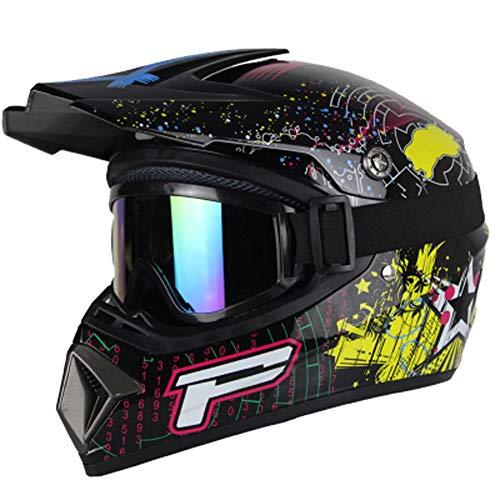Ocean Pacific Casco Motocross Adulto Unisex Casco