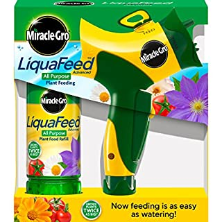 Miracle-Gro LiquaFeed All Purpose Plant Food Starter Kit (B001BWPD2Q) | Amazon price tracker / tracking, Amazon price history charts, Amazon price watches, Amazon price drop alerts