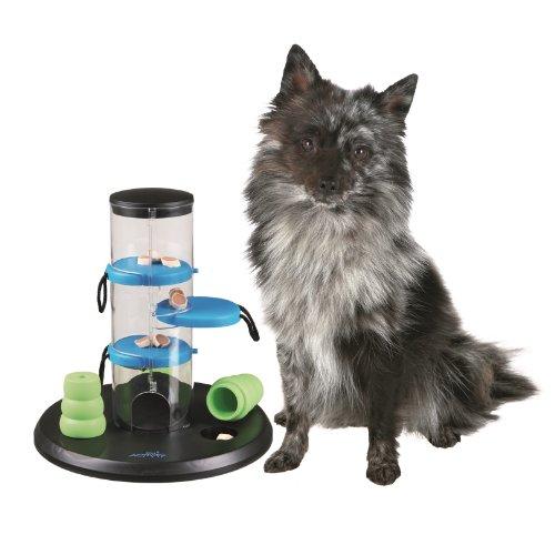Trixie 32016 Dog Activity Gambling Tower, ø 25 cm/27 cm - 2