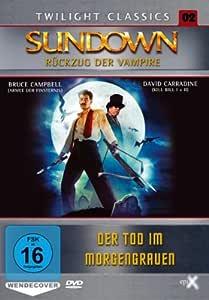 Sundown - Rückzug der Vampire (Twilight Classics Nr. 02) [Limited Edition]