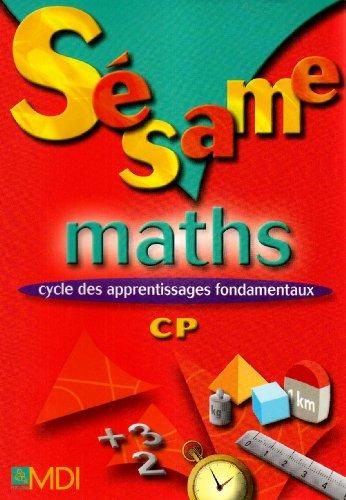 Sésame Maths CP