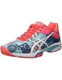 ASICS Gel-Solution Speed 3 L.e. Paris, Zapatillas de Deporte para Mujer