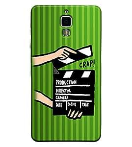 Printvisa 3D Printed Designer back case cover for Xiaomi MI4 - D4269