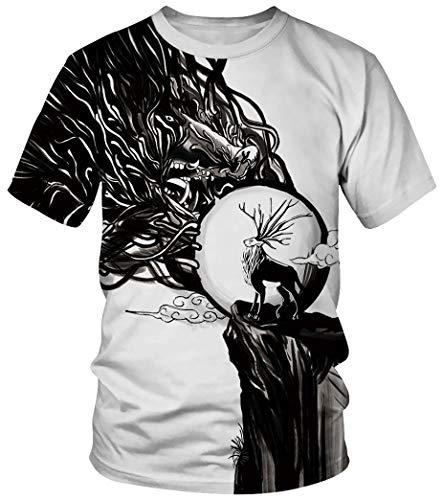 Baby Ziege Kostüm - Ocean Plus Unisex Rundhals Sportswear T-Shirt