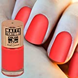 #7: Color N Style Matte Texture Nail Paint Mt 13, 9.9 Ml