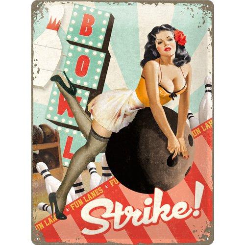 nostalgic-art-23178-placa-decorativa-30-x-40-cm-diseno-de-bolera