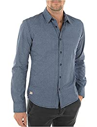 BIAGGIO JEANS Chemises casual - CUPILA - HOMME