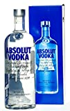 Absolut Vodka 4,5 Liter plus 0,05 L Absolut Vodka