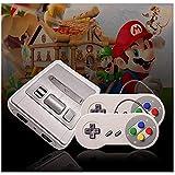 Super Mini TV Video Game Console HD 1080P | 621juegos Classic del mundo retro Vintage Nostalgia 90| Connection HDMI | para videochat del empleo | Tendance 2018, gris