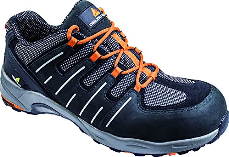 Delta plus calzado - Zapato pielo flor nubuck poliuretano/caucho negro talla 43