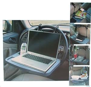 relaxdays kfz mehrzweckablage auto ablage laptop notebook. Black Bedroom Furniture Sets. Home Design Ideas