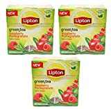 Best Lipton Tea Cups - Lipton Green Tea - Raspberry and Pomegranate Review