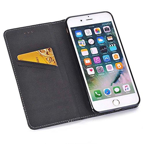 custodia iphone 6s nero