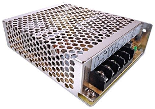 Meanwell fuente de alimentación, RS-75-12, tensión constante, 110-240 V, AC/50-60 hz, 12 V, DC, 0-6, 0 A, 75 W 872804