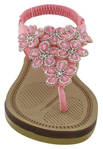 Savannah - Strap alla caviglia donna Pink